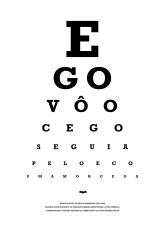 poema-cartaz um amor cega (parceria com Gustavo Peres)